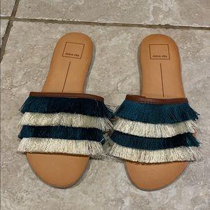 🆕 Dolce Vita Fringe Sandals